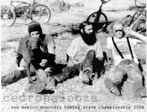 Cedropalooza -Race Shirts and Promotional
