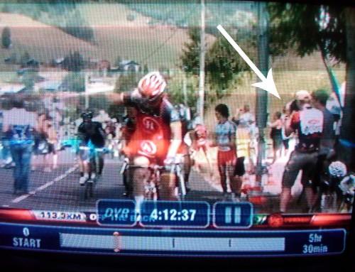 Tour de France – MountainTop Cycling – Jersey Design
