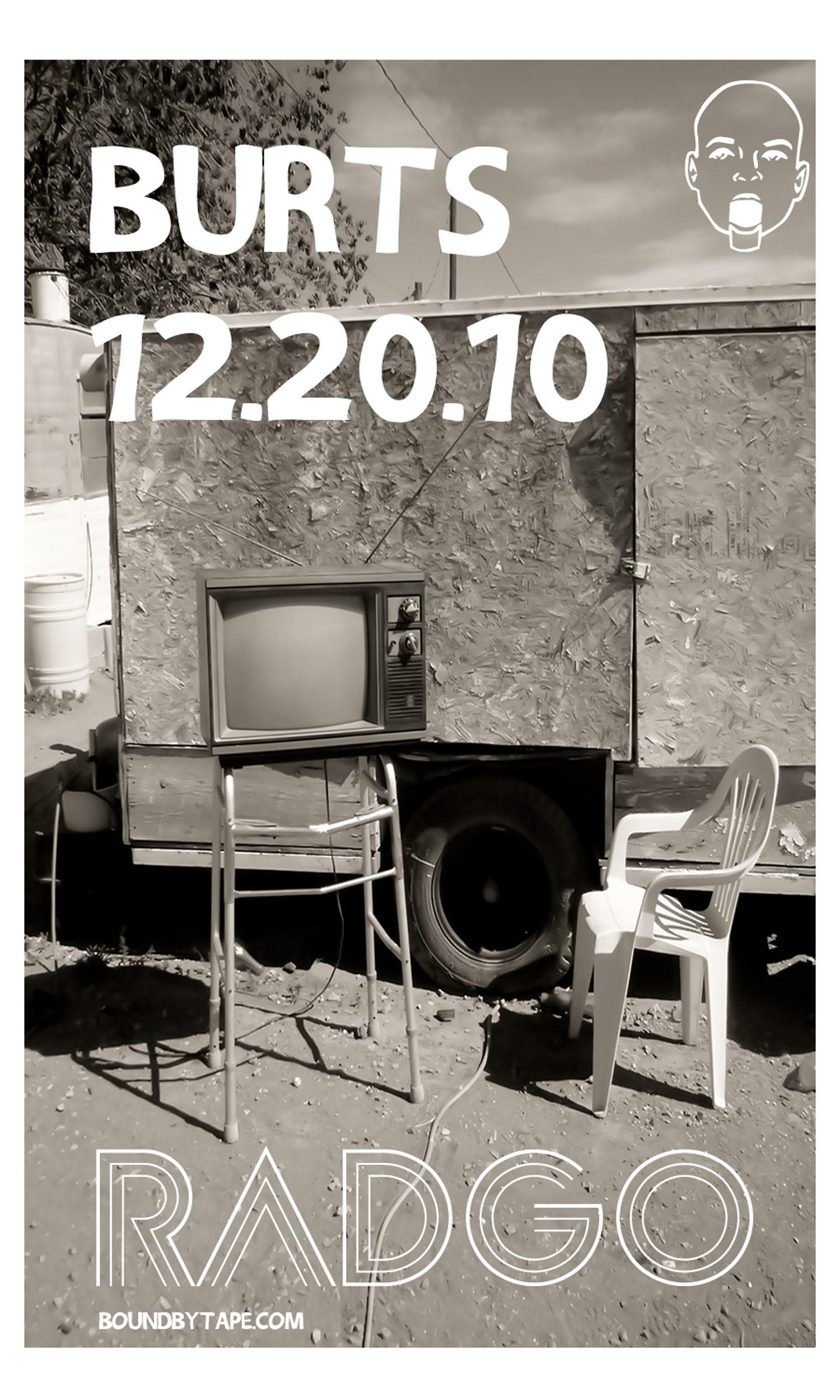 RadGo - Burt's Tiki Lounge - 12/20/10