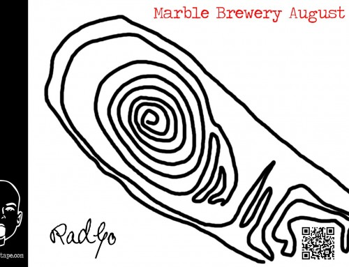 RadGo – August 17 – Marble Brewery