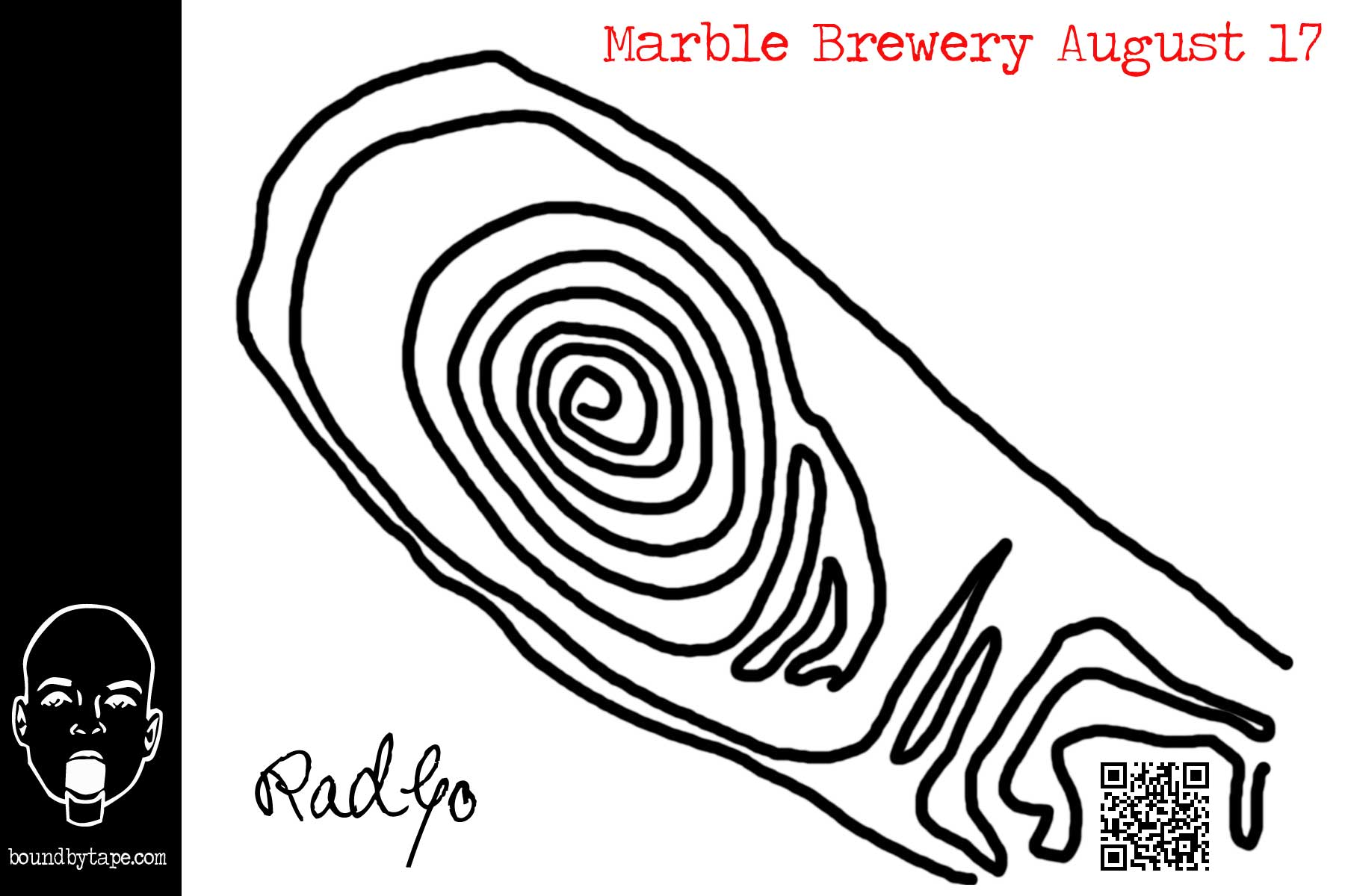 RadGo - August 17, 2011 - Marble Brewery