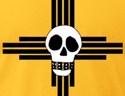 Zia Skull – New Designs for Soy de Burque