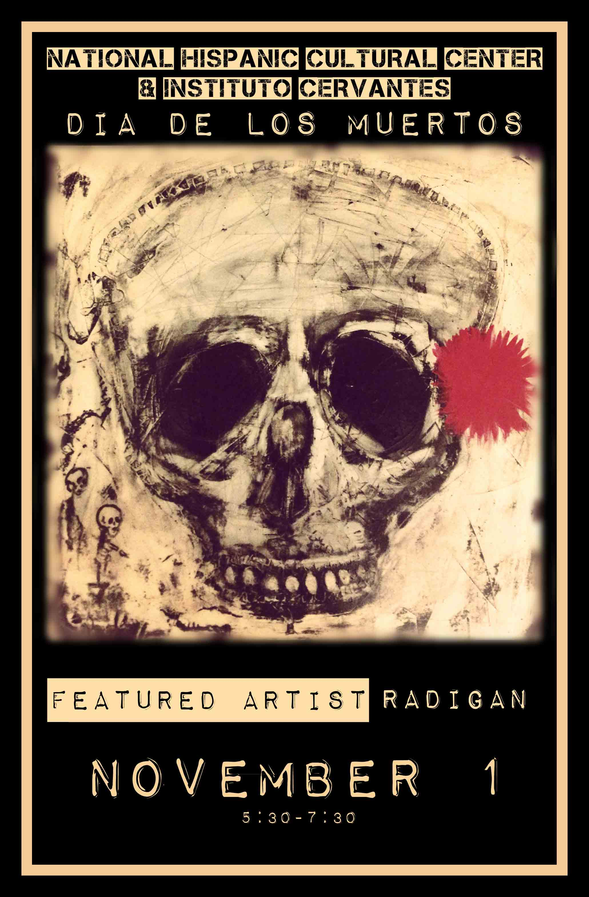 Calavera - Radigan 2013