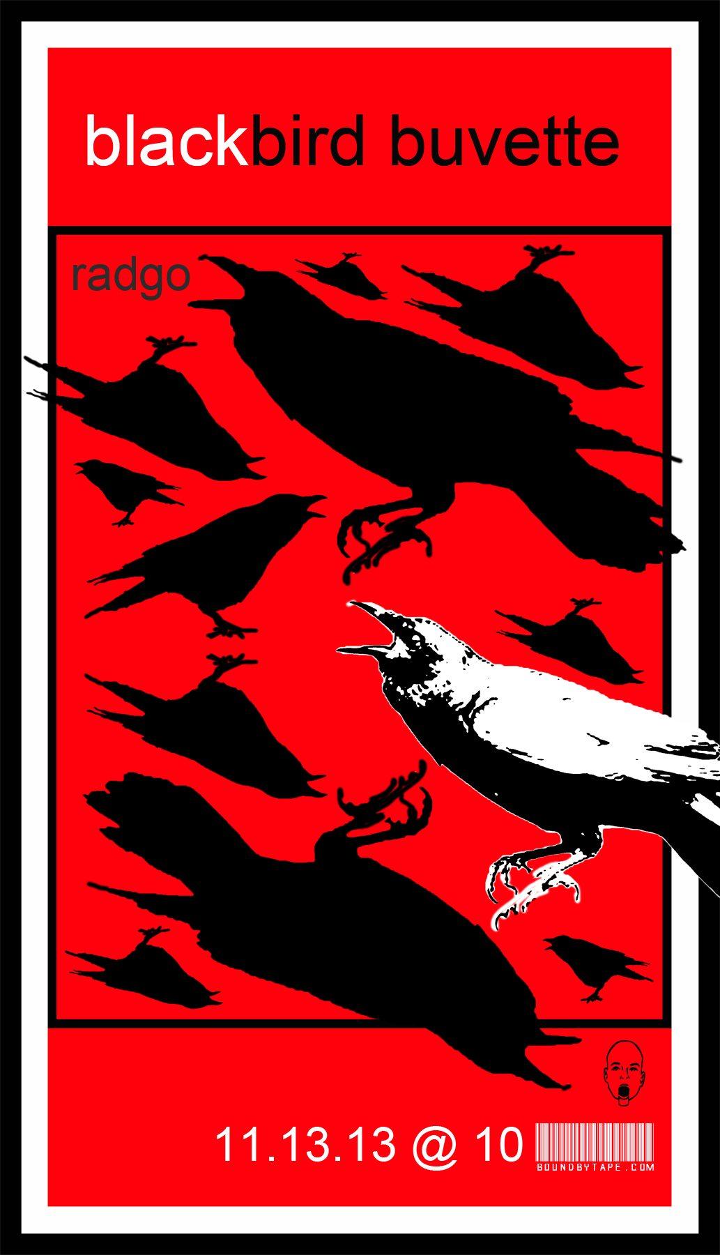 Radgo - Blackbird Buvette